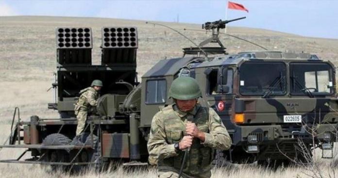 """بعد تهديدات أردوغان..قوات """"كوماندوز"""" تركية تصل حدود سوريا"""