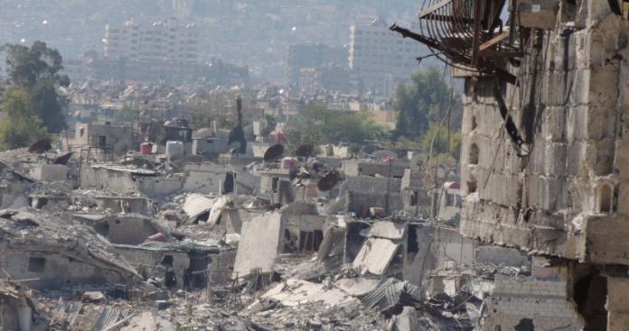 """هل تريد رؤية منزلك بـ""""حي جوبر"""" في دمشق؟.. الدقيقة بـ1000 ليرة"""
