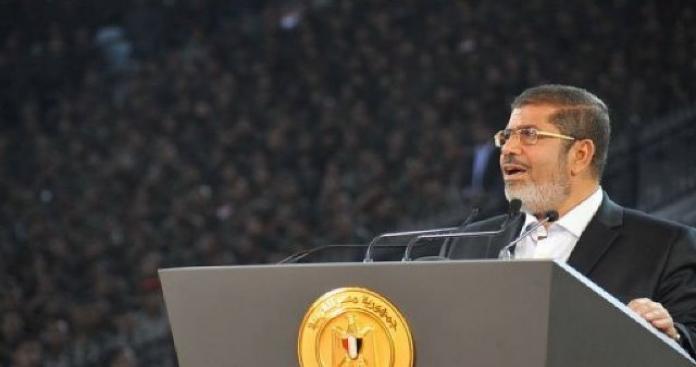 """الفيديو الأول للمكان الذي دفن فيه الرئيس """"مرسي"""" (فيديو)"""