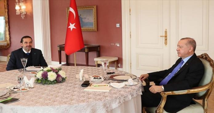 """""""الملك سلمان"""" يكلَّف سعد الحريري بمهمة مفاجئة مع """"أردوغان"""".. وكشف تفاصيل زيارته لتركيا"""