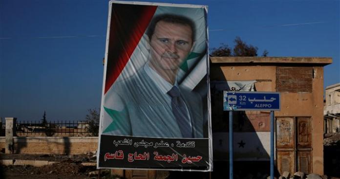 إجراءات غير مسبوقة ضد ماهر الأسد وحسن نصرالله في أحياء حلب الشرقية