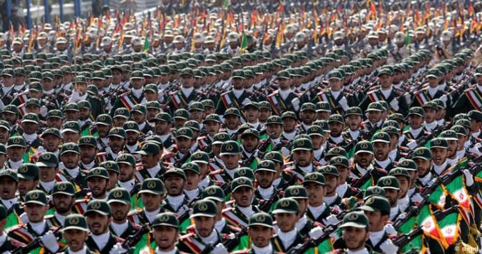 الحرس الثوري الإيراني يشعل المنطقة بهذا التصريح
