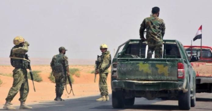 """اشتباكات بين الحرس الإيراني و""""الأمن العسكري"""" للنظام في دير الزور"""