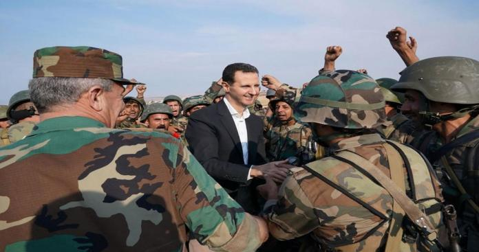 معهد دراسات عبري يؤكد أن جيش نظام الأسد لا يمثل أي تهديد على إسرائيل