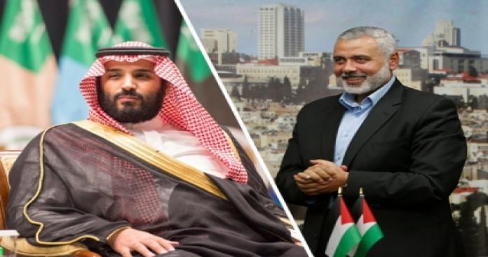 """""""حماس"""" تكشف عن انقلاب مفاجئ داخل السعودية.. وطلب عاجل إلى الملك سلمان"""