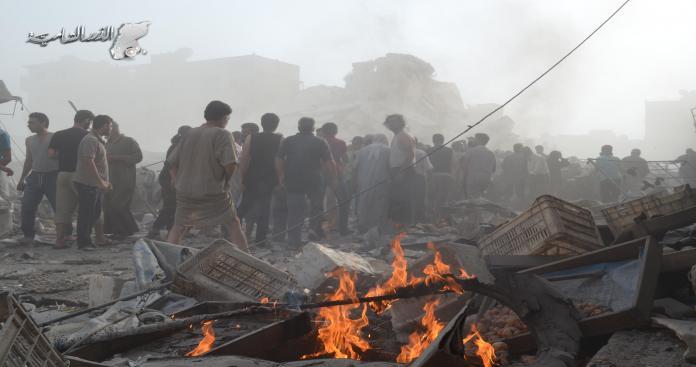 18 مدنيا حصيلة الضحايا المدنيين يوم أمس الثلاثاء