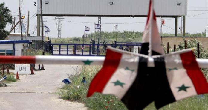 """مسؤول إسرائيلي: أي تسوية في سوريا """"غير قابلة للحياة"""" إلا بشرط"""