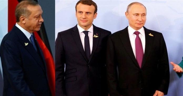 قمة رباعية جديدة حول سوريا