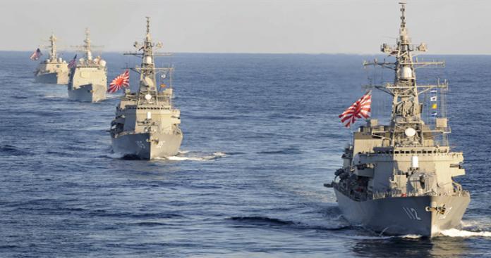 تصعيد عسكري جديد في الخليج..واليابان ترسل قواتها إلى المنطقة