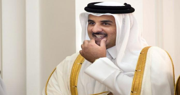 تحرك هو الأول من نوعه من أمير قطر منذ بدء المقاطعة