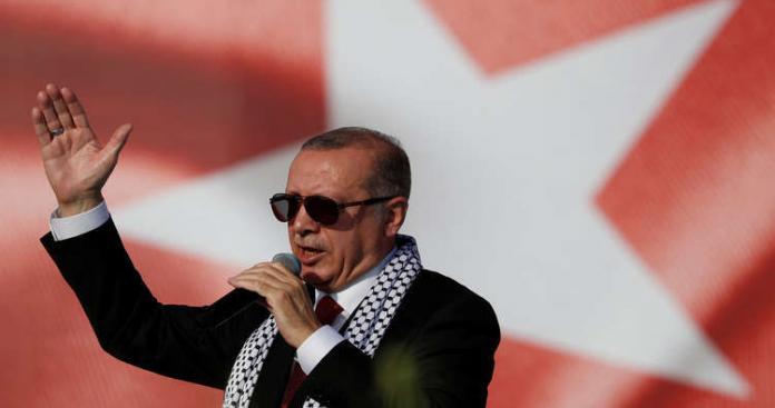 """""""أردوغان"""" يحقق حلم كبير راود الأتراك منذ عقود"""