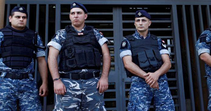 إجراء مفاجئ من السلطات اللبنانية ضد مواطن سوري ورفاقه
