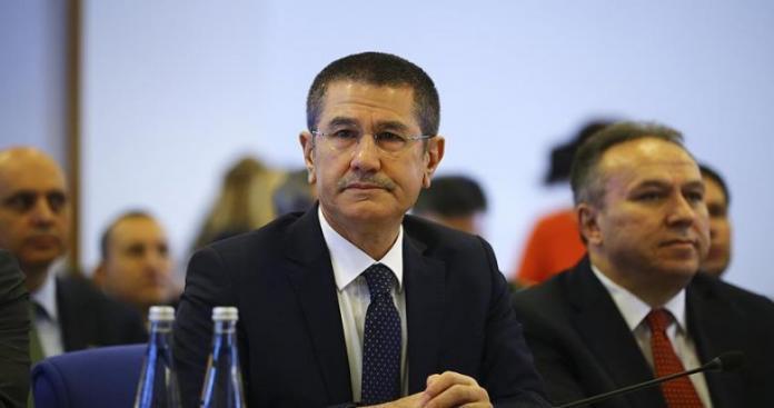 وزيرالدفاع التركي محذرا واشنطن: سنقف ضد أي قرار خاطئ حيال القدس