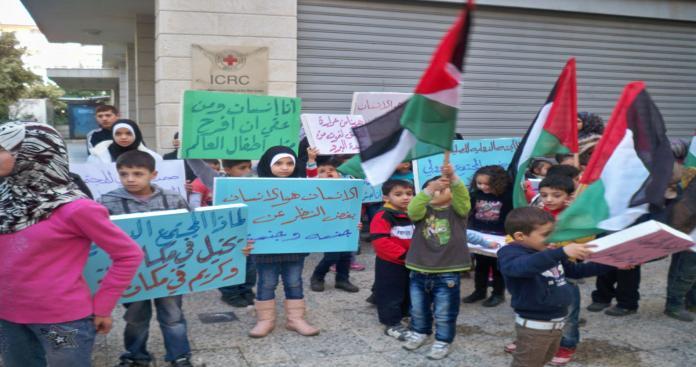 الأونروا: 450 ألف لاجئ فلسطيني بسوريا ينتظرون الإغاثة