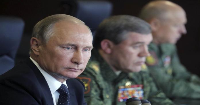 """لهذه الاسباب أعلن بوتين انتهاء تنظيم """"الدولة"""" في سوريا"""