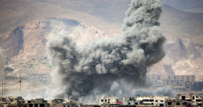 روسيا تخرق وقف إطلاق النار في إدلب وتصعد من هجماتها الجوية على المحافظة