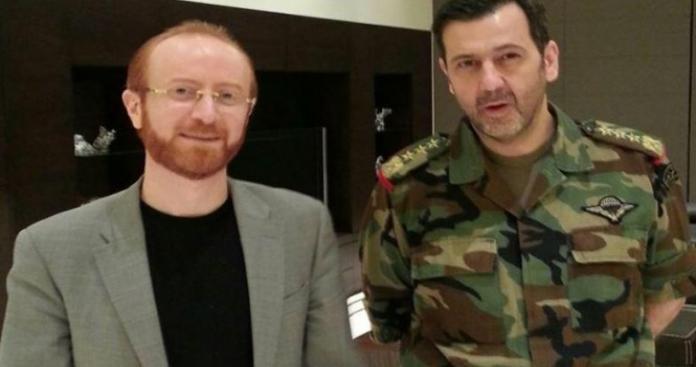 """""""النمس"""" يفتح النار على """"نظام الأسد"""" بسبب الفتاة """"ماريا"""": ألا يوجد بينكم بواسل!"""