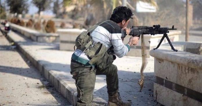 """فصائل """"الفتح المبين"""" تواصل توجيه ضرباتها ضد قوات الأسد على جبهات إدلب"""