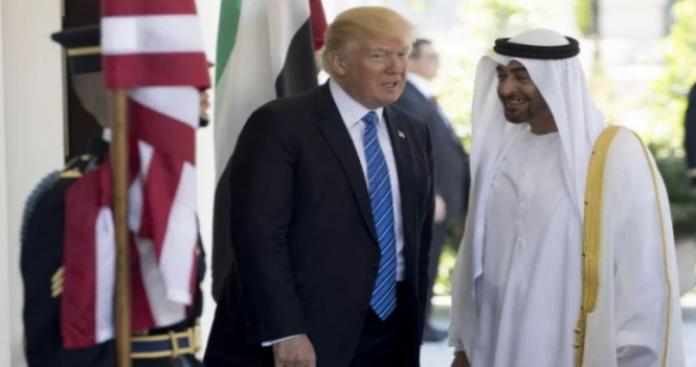 قرار ترامب وموقف أبوظبي