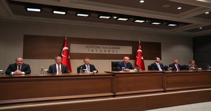 """""""أردوغان"""" يكشف عن رده في حال طلب """"ترامب"""" لقائه بـ""""نيويورك"""""""