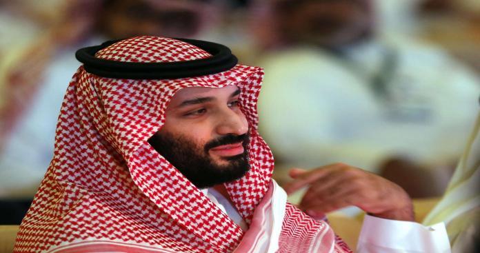 شاهد..صورة غريبة للأمير محمد بن سلمان تثير ضجة في السعودية.. والسلطات توضح