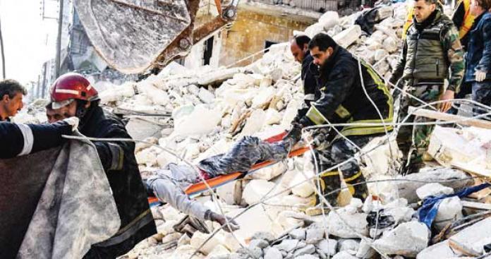 روسيا تروج لهدنة مزعومة وطائراتها ترتكب المجازر في ريف إدلب