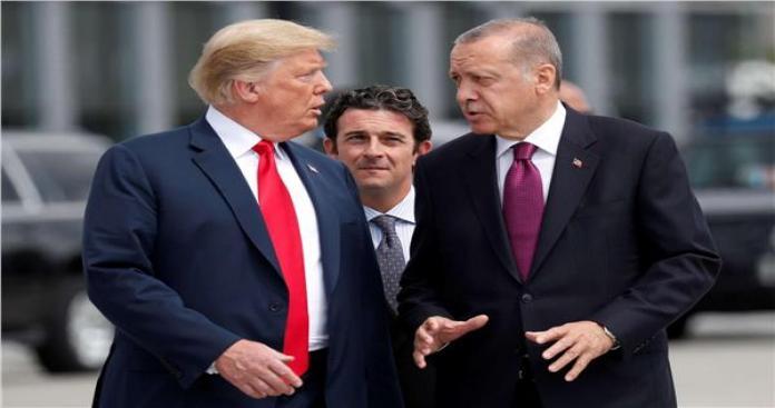 مباحثات تركية أمريكية حول العمليات العسكرية في سوريا