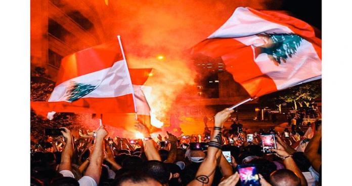 """أول تعليق من """"إليسا"""" على استقالة سعد الحريري.. ورسالة نارية لقادة لبنان"""