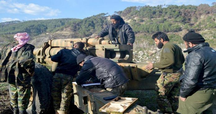 """اتفاق ينهي المواجهات بين """"تحرير الشام"""" و""""الجبهة الوطنية"""" غرب إدلب"""