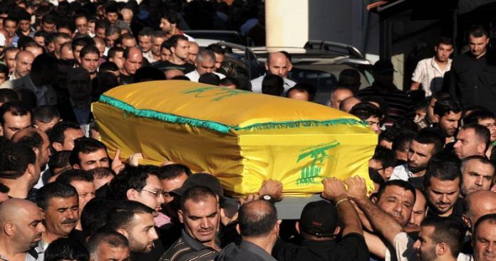 """الضاحية الجنوبية تستقبل 18 جثة لعناصر """"حزب الله"""" قتلوا على جبهات إدلب"""