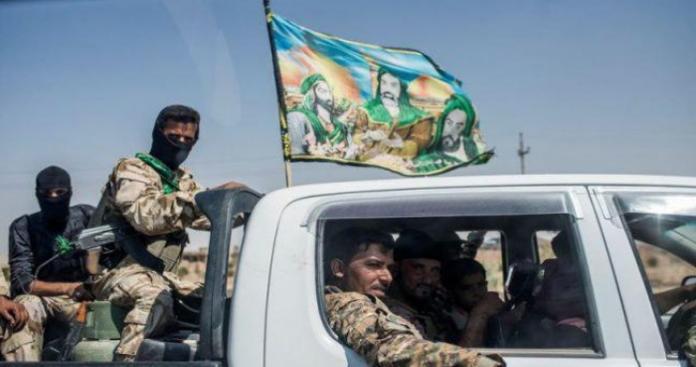 """إيران تبني """"مزارات"""" شيعية جديدة في دير الزور (صورة)"""