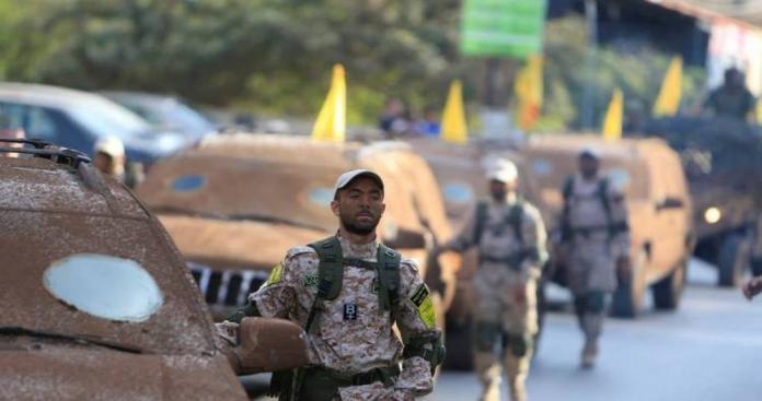 """تحركات سرية لميليشيا """"حزب الله"""" والنظام في """"مثلث الموت"""" بالجنوب السوري"""
