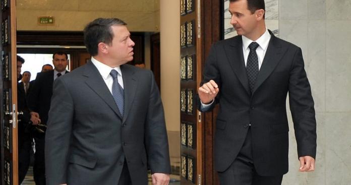 مركز دراسات: الانفتاح الأردني على النظام السوري جزء من استراتيجية أمريكية بتوافق إقليمي