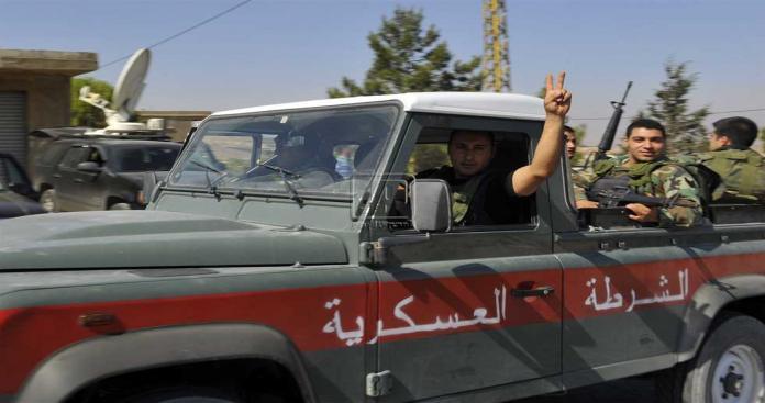 استخبارات الأسد تنقلب على الشرطة العسكرية في ريف دمشق وتعتقل عدة عناصر