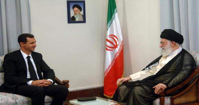 ضربة أمريكية مزدوجة إلى إيران والنظام السوري