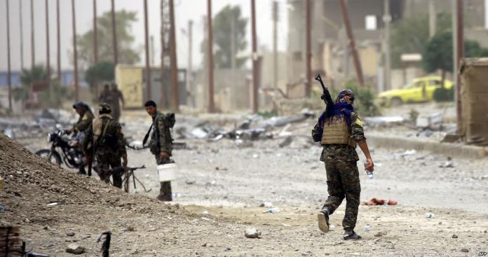 """""""الجبهة الوطنية"""" تحبط عملية تسلل للنظام بريف حلب وتكبده خسائر"""