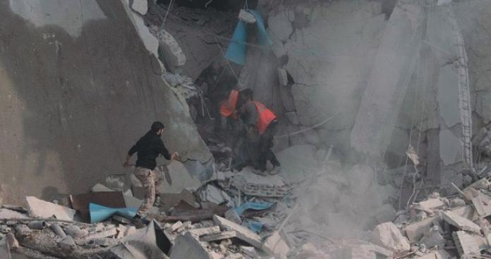 الهجوم على الشمال السوري المحرّر والرد التركي