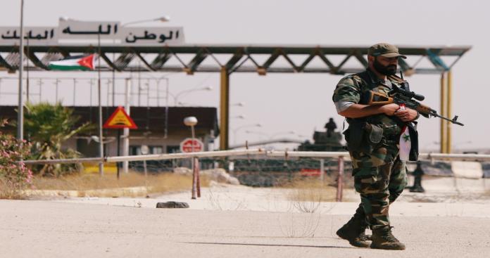 """صحيفة تُحدِّد موعد افتتاح """"معبر نصيب"""" الحدودي بين الأردن وسوريا"""