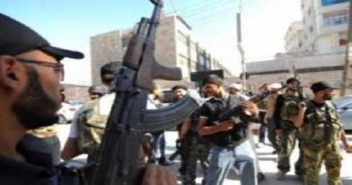 كتيبة طلحة والزبير تؤمّن انشقاق 12 عسكريًا بريف درعا