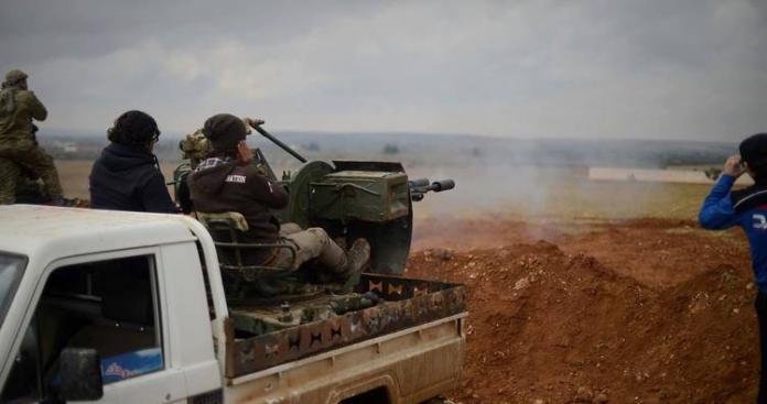 """فصائل """"صد البغاة"""" تستعيد مناطق فقدتها غرب درعا.. وتكبد جيش """"خالد"""" خسائر"""