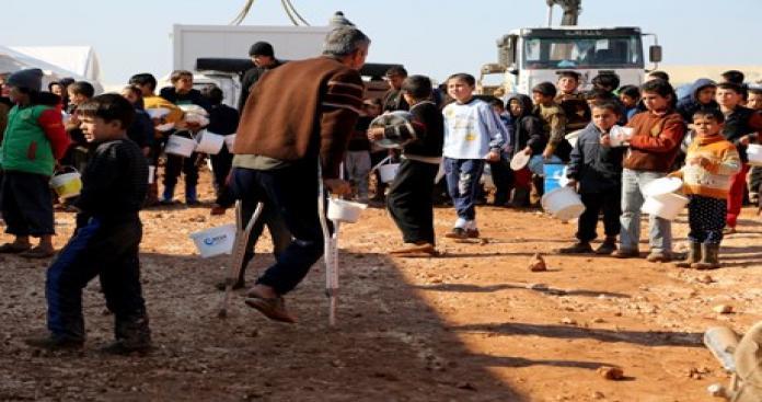 الأمم المتحدة: ألاف المدنيين نزحوا من إدلب بسبب القصف