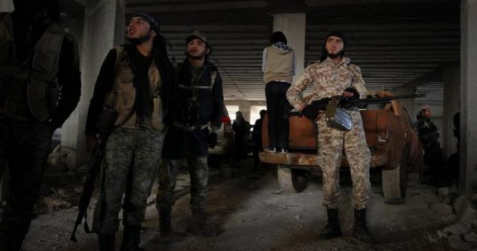 """""""تحرير الشام"""" تقضي على خلية اغتيالات لتنظيم الدولة بإدلب"""