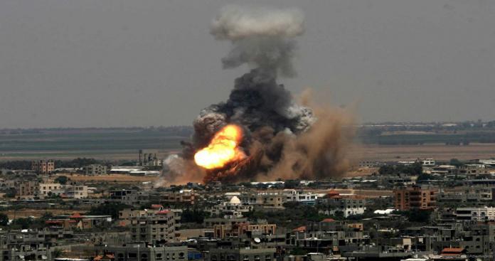 التصعيد الإسرائيلي الأخير على غزة .. الرسائل والأهداف