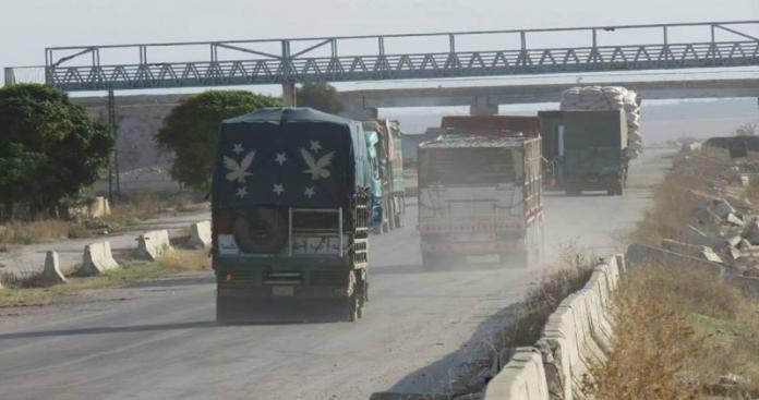 """افتتاح معبر مورك في شمال حماة..ومدير المعبر يشرح لـ"""" الدرر"""" التفاصيل"""