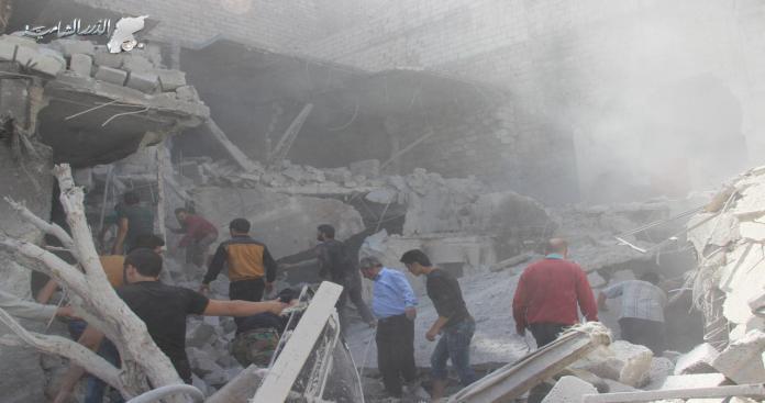 13 مدنيا حصيلة الضحايا المدنيين يوم أمس الجمعة
