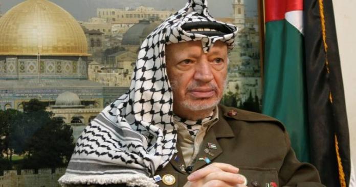 """بالوثائق: الكشف عن الأصول اليهودية لـ""""ياسر عرفات"""""""
