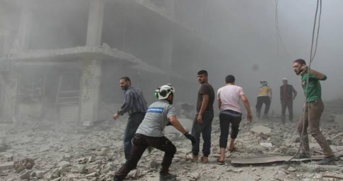 """""""نظام الأسد"""" يُصعِّد على المنطقة المنزوعة السلاح.. وسقوط ضحايا"""