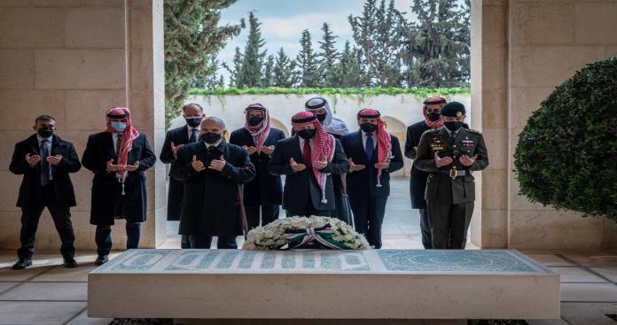 الموت يفجع الملك عبدالله الثاني في أهم أمراء الهاشميين.. وبيان عاجل من الديوان الملكي الأردني