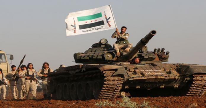 """فصائل الجنوب تتحد في """"غرفة عمليات"""" لردع """"نظام الأسد"""".. وهذه أبرز مكوناتها"""