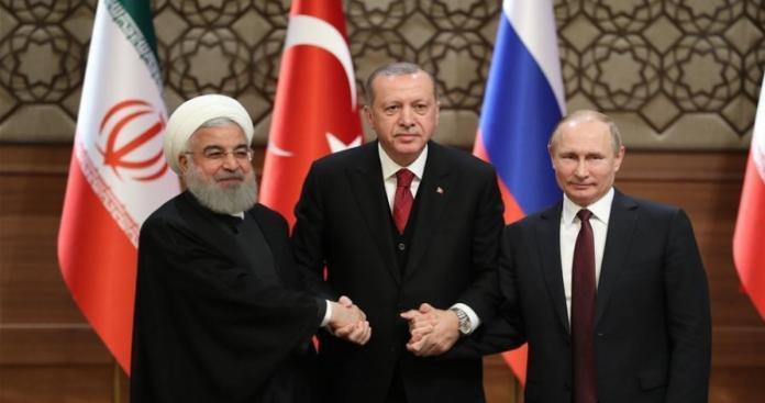 قمة ثلاثية في تركيا بمشاركة روسيا وإيران بشأن سوريا الاثنين المقبل